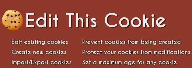 Edit This Cookie