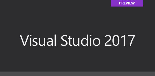 Visual Studio Preview